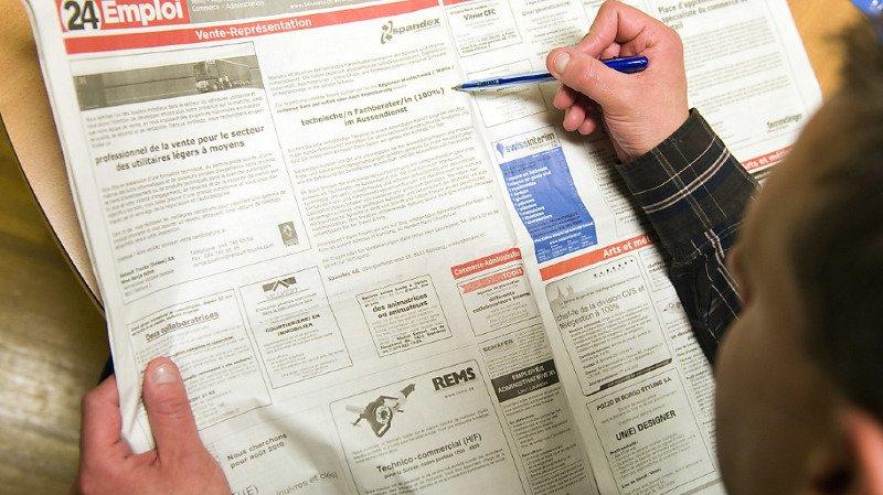 Coronavirus: 14,2milliards de francs de plus pour l'assurance-chômage