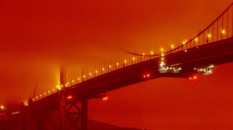 Les incendies s'étendent dans l'Ouest des Etats-Unis: 15 morts et plus de 500'000 personnes évacuées