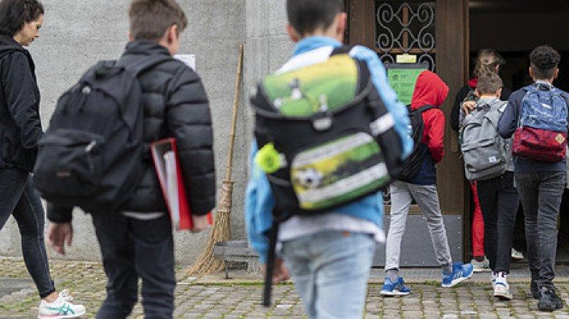 La plupart des enfants et des jeunes en Suisse se sentent en bonne santé (archives)