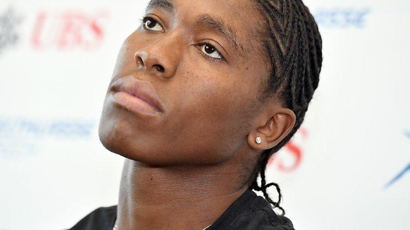 Caster Semenya a perdu son recours devant le Tribunal fédéral: la Sud-Africaine attaquait le Règlement de l'IAAF concernant les taux de testostérone des athlètes féminines (archives).