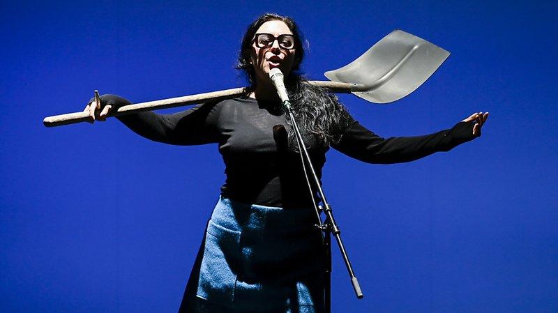 Lausanne: le Grand Prix suisse de Musique attribué à Erika Stucky