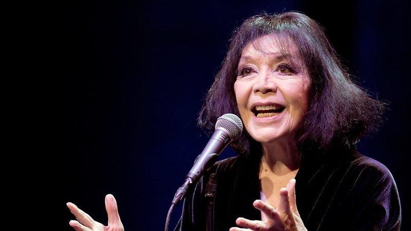 Juliette Gréco était une icône de la chanson française (archives).