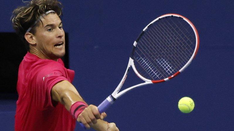 Dominic Thiem a battu Marin Cilic en quatre sets