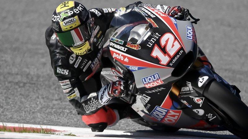 Moto - Grand Prix d'Emilie-Romagne: Lüthi 9e à Misano, Dupasquier loin des points