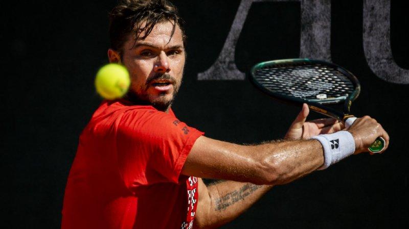 Tennis: Stan Wawrinka enchaîne une sixième victoire