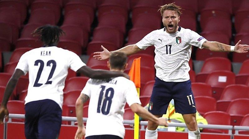 Football – Ligue des Nations: l'Italie bat les Pays-Bas