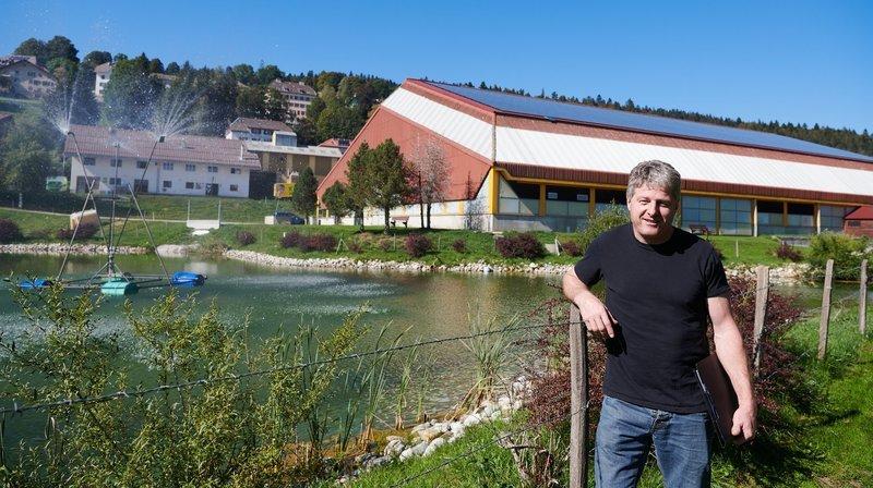 La patinoire la plus écolo de Suisse est aux Ponts-de-Martel