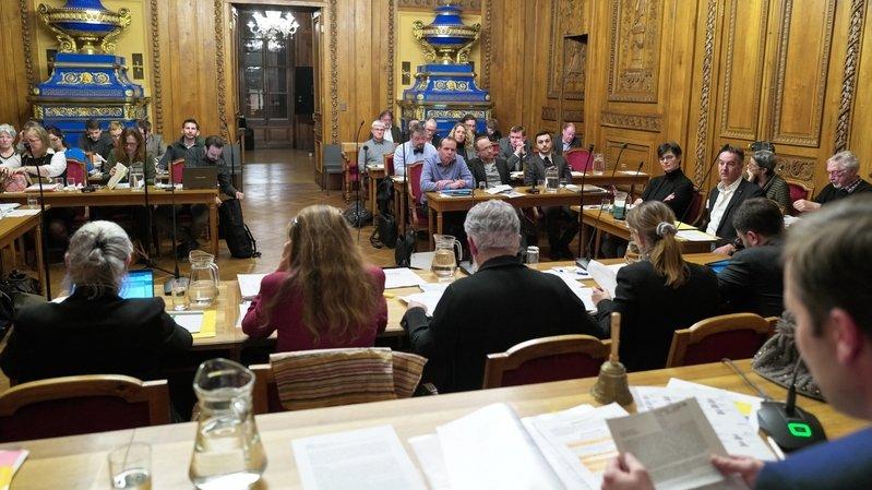 Ville de Neuchâtel: les «petites» communes veulent faire entendre leur voix