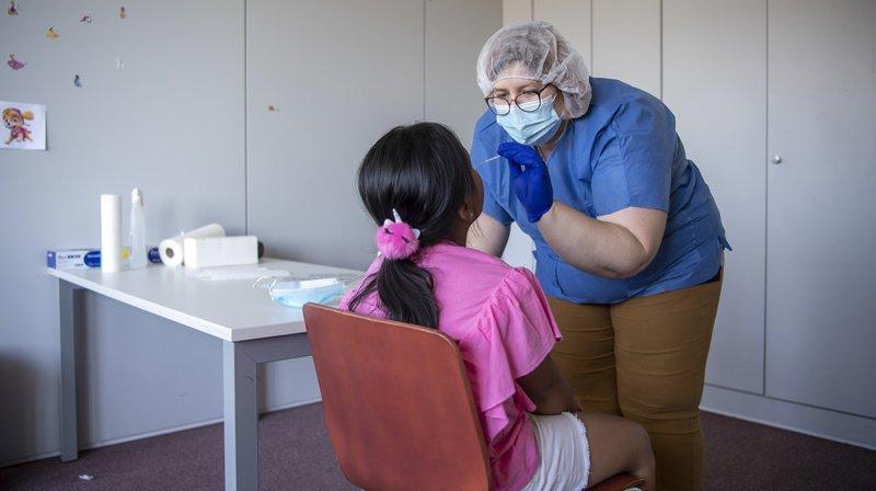 Coronavirus: la Suisse compte 488 nouveaux cas pour 13'993 tests, taux de positivité de 3,48%
