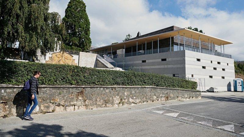 Neuchâtel: le cimetière de Beauregard renaît