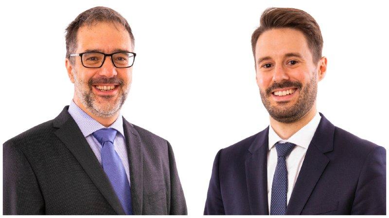 Emmanuel Piaget et Niels Favre ont été assermentés ce mercredi en qualité de juges respectivement au Tribunal cantonal et au Tribunal régional du Littoral et du Val-de-Travers à Neuchâtel.
