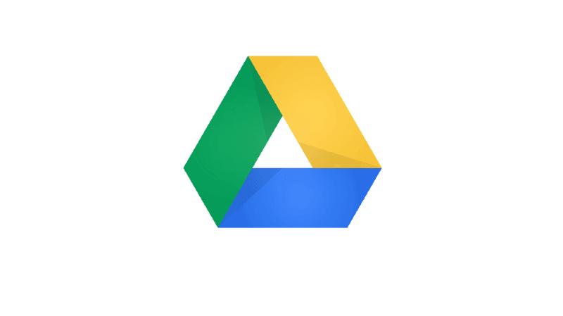 Google Drive: les fichiers placés dans la corbeille seront supprimés après 30 jours