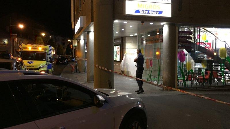 Vaud: un homme tué dans un kebab à Morges
