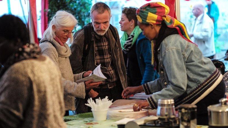 Concerts et animations lors de la fête de la Coquille à La Chaux-de-Fonds