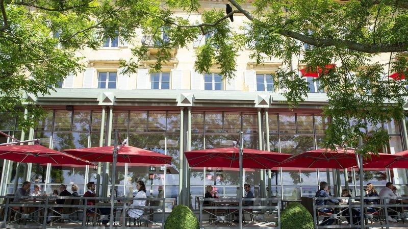 Neuchâtel veut favoriser les terrasses couvertes en hiver