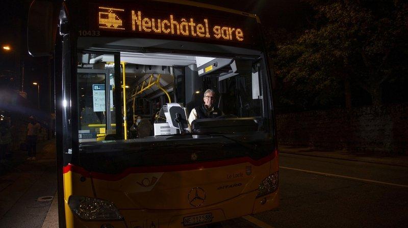 Neuchâtel-La Chaux-de-Fonds: «En bus le trajet est plus court!»