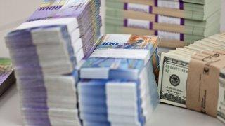 Blanchiment: de grandes banques, dont certaines en Suisse, blanchissent des sommes énormes