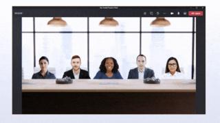 Microsoft Teams: on pourra bientôt personnaliser l'ambiance de nos réunions