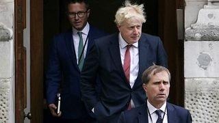 Eclairage: «Boris Johnson ou la multiplication des demi-tours»