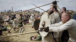 Archéologie: les Vikings n'étaient pas tous des Scandinaves blonds aux yeux bleus