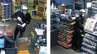 Neuchâtel: un homme armé d'un hachoir braque une station-service