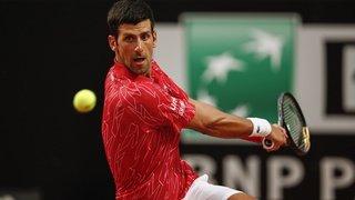 Masters 1000 de Rome: Djokovic sacré pour la 5e fois