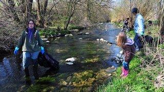 Appel à volontaires pour nettoyer les rives du Seyon