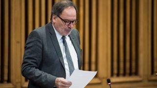 Les Hauts-Geneveys: Jean-Luc Pieren est expulsé