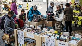 Le Locle: la Foire du livre et les Découvertes musicales s'associent