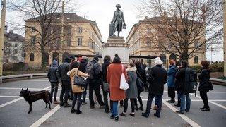 Eclairage d'Alaric Kohler: «Pourquoi (ne pas) déboulonner des statues»