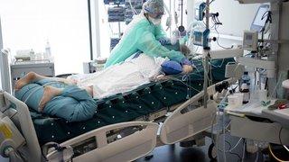 Coronavirus: «l'équilibre reste fragile», selon l'un des médecins-chefs du CHUV