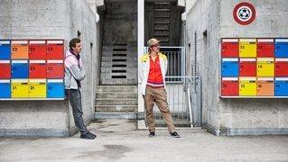 La Chaux-de-Fonds: Dedelaylay, un parpaing sonore réalisé avec amour