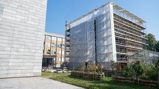 Neuchâtel: des panneaux solaires sur quatre façades