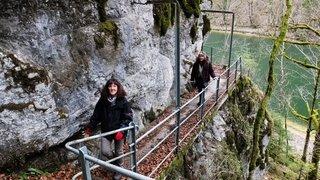 La Chaux-de-Fonds: le sentier des Côtes du Doubs fermé dès mardi