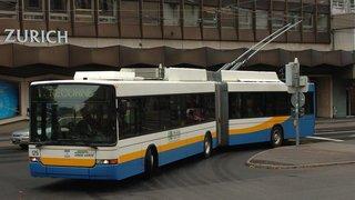 Des trolleybus pour La Chaux-de-Fonds?
