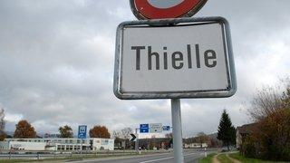 Une blessée sur l'A5 près de Thielle