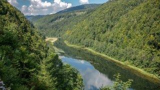 Les jeunes guides nature du Parc du Doubs plébiscités