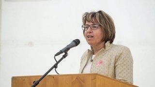 Coronavirus: la sénatrice jurassienne Elisabeth Baume-Schneider est en quarantaine