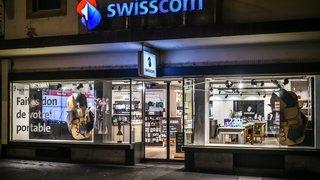 Swisscom ferme un de ses sites biennois