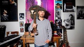 Le Chaux-de-Fonnier Claudio Bagnato: la renaissance grâce au rock'n'roll