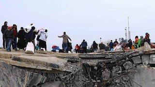 Déplacements: environ 14,6millions de personnes déplacées dans le monde entre janvier et juin