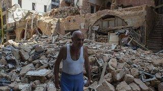 Liban: plus de 85'000 locaux endommagés par l'explosion au port de Beyrouth