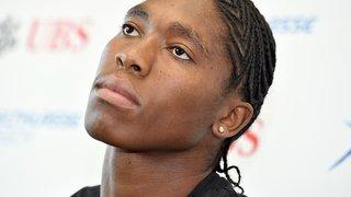 Athlétisme: le Tribunal fédéral déboute l'athlète Caster Semenya