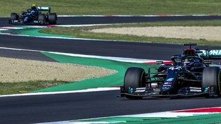 Formule 1 – GP de Toscane: Hamilton remporte une course mouvementée