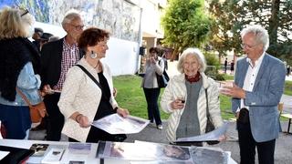 Le Locle: hommage à Charles Pierre-Humbert pour le 100e anniversaire de sa naissance