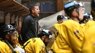 Le HC Saint-Imier et son nouvel entraîneur Steve Pochon sont confiants
